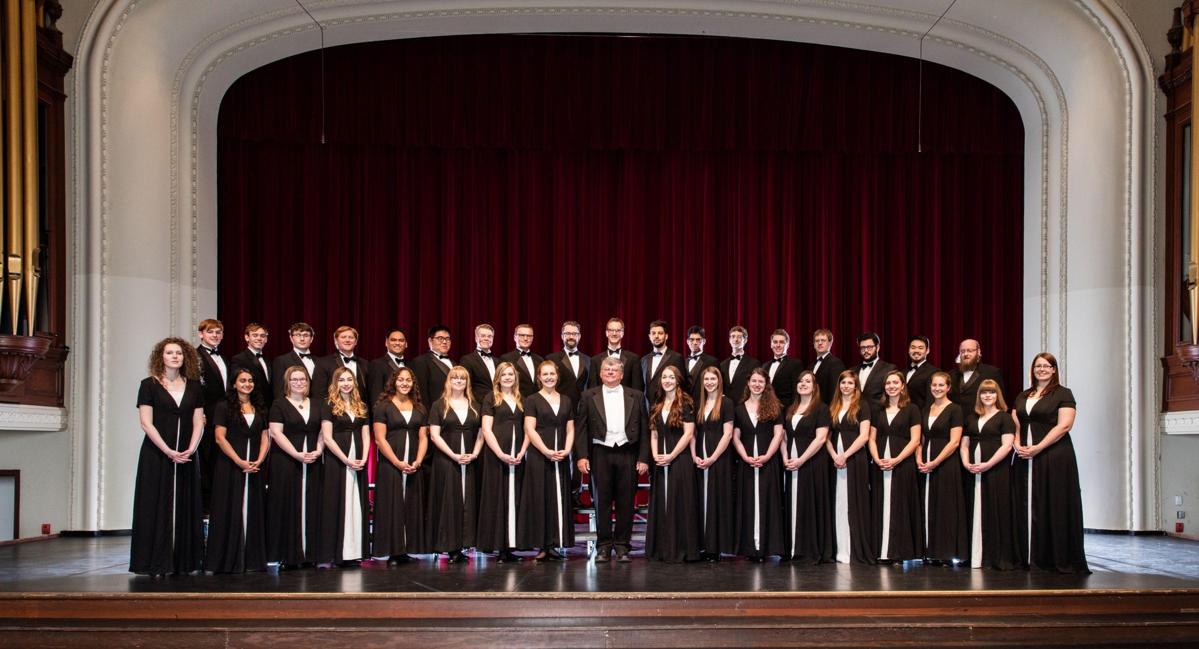 Madrigal Singers Fall 2015 2